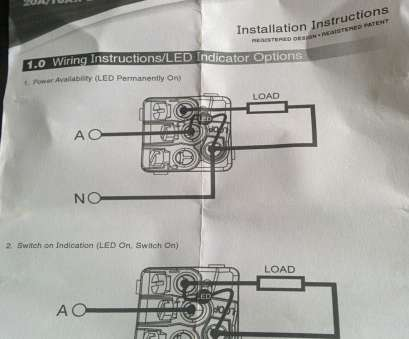 light switch mechanism wiring 5 of 7 10 Clipsal Impress push button light switch 30PBL blue neon, indicator, 16 Light Switch Mechanism Wiring Top 5 Of 7 10 Clipsal Impress Push Button Light Switch 30PBL Blue Neon, Indicator, 16 Pictures