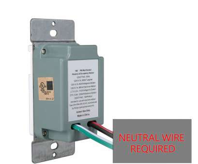 light switch on neutral wire (Pack of 2) White Motion Sensor Light Switch ? NEUTRAL Wire Required ?, Indoor, ? Vacancy & Occupancy Modes ? Title, UL Certified ? Light Switch On Neutral Wire Professional (Pack Of 2) White Motion Sensor Light Switch ? NEUTRAL Wire Required ?, Indoor, ? Vacancy & Occupancy Modes ? Title, UL Certified ? Pictures