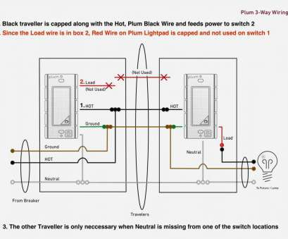 14 Best Light Switch Wiring 1, 2 Black Pictures