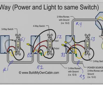 Light Switch Wiring 4 Gang Most 4, Switch Wiring Methods Wire Center U2022 Rh Mrguitar Co With, Way Switch Wiring Multiple Lights Lutron 3-Way Dimmer Switch Wiring Diagram Ideas