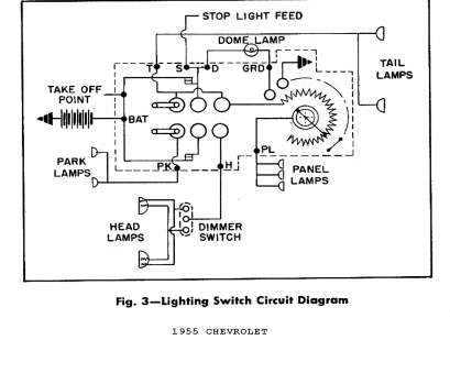 Light Switch Wiring Test Simple ... 1955 Lighting Switch Circuit Galleries