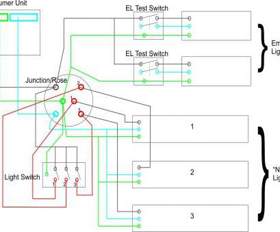 Light Switch Wiring Test Cleaver Emergency Test, Switch Wiring Diagram Refrence Wiring Emergency Lighting, Switch Wire Center • Solutions