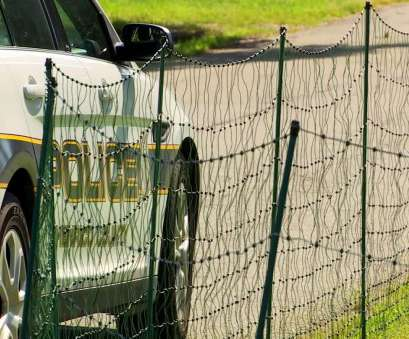 Live Wire Electric Virginia Popular Virginia, Installs Electric Fence To Keep Kids, His Lawn Photos
