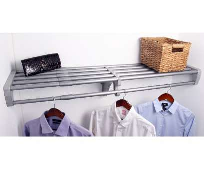 lowes wire shelving kits EZ Shelf 3.33-ft to 6.08-ft Silver Adjustable Mount Wire Shelving Kits Lowes Wire Shelving Kits Nice EZ Shelf 3.33-Ft To 6.08-Ft Silver Adjustable Mount Wire Shelving Kits Ideas