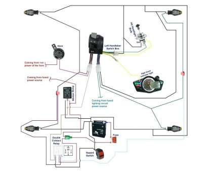 10 Practical Motorcycle Light Switch Wiring Diagram Galleries