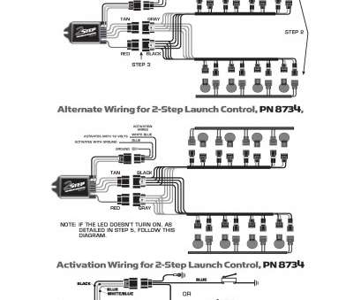 msd 6al 2 step wiring diagram ..., 2 step launch control, Ford, motors 99′ up wiring options Msd, 2 Step Wiring Diagram Nice ..., 2 Step Launch Control, Ford, Motors 99′ Up Wiring Options Collections