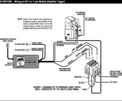 msd 6al wiring diagram gm hei msd 6aln ignition wiring diagram wiring diagrams schema, 6al wiring diagram 1984 corvette gallery of 8 Best Msd, Wiring Diagram Gm Hei Collections