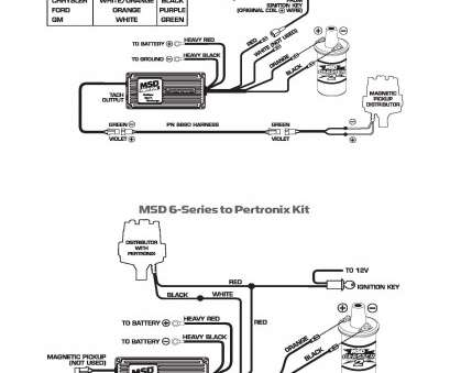 Msd, Wiring Diagram Gm Hei Top Msd, Wiring Diagram, New Mesmerizing Mallory Distributor Incredible Solutions