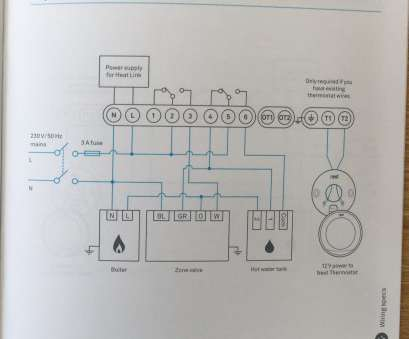 Nest Multi Zone Wiring Diagram Popular How To Install, Nest Learning Thermostat (3Rd Gen) In A Y-Plan Pictures