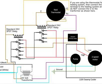 Nest Multi Zone Wiring Diagram New Wiring, Controlling 110V Swamp Cooler Using Nest Thermostat Galleries