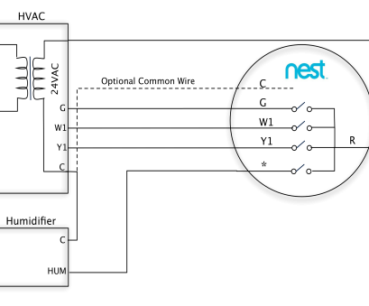 12 Practical Nest Wiring Diagram, Conditioner Solutions