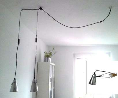 Pendant Light Wire Clamp Brilliant ... Pendant Lamp. Unfortunately, FAS Spotlight Is No Longer Available At IKEA., I Guess, Can Do This With, Clamp Spots Galleries
