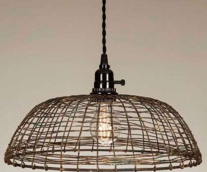 Pendant Light Wire Clamp Top Woven Wire Pendant Lamp, ✨EnVogueUS Home Collection Galleries