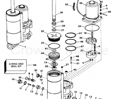 Power Trim Wiring Diagram Johnson Top Evinrude Outboard Engine Diagram, Wiring Diagrams Johnson Power Trim Tilt Outboards Crowley Marine Crowleymarine Motor Galleries