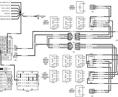 13 Best Power Window Wiring Diagram Chevy Pictures