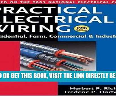 9 Perfect Practical Electrical Wiring Residential Farm Commercial, Industrial Pdf Photos