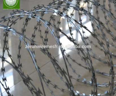 19 Practical Razor Barbed Wire Mesh Fence Images