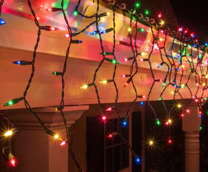 Red Icicle Lights Green Wire Practical 100 Multicolor Mini Icicle Light Set, Green Wire Ideas