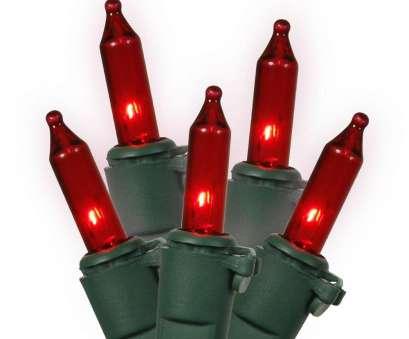Red Icicle Lights Green Wire Cleaver 2 Pack -, Red Icicle Lights Green Wire 9Ft. Christmas Set Collections