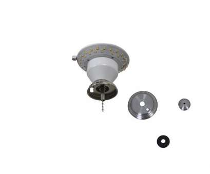 replacing ceiling led lights Air Cool Carrolton II 52, LED Brushed Nickel Ceiling, Replacement Light Kit 12 Creative Replacing Ceiling, Lights Images