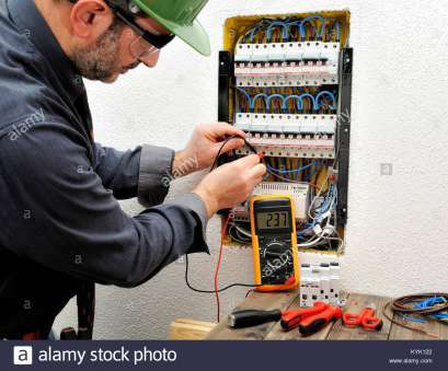 residential electrical wiring job description Technical electrician measures, voltage of a circuit breaker of a residential electrical panel Residential Electrical Wiring, Description Popular Technical Electrician Measures, Voltage Of A Circuit Breaker Of A Residential Electrical Panel Images