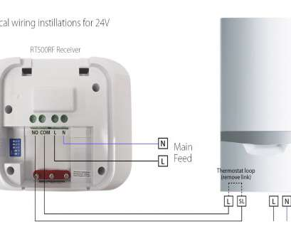 salus wireless thermostat wiring diagram SALUS RT500 Thermostat, Product Help Video 9 Nice Salus Wireless Thermostat Wiring Diagram Galleries