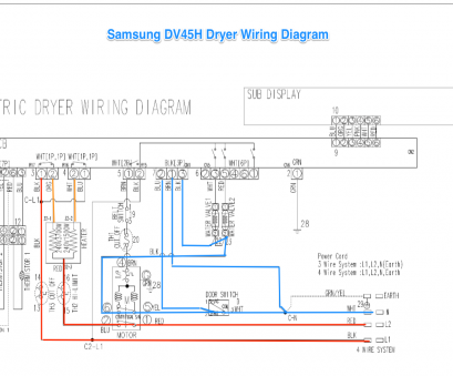 14 Brilliant Samsung Dryer Wiring Diagram Collections