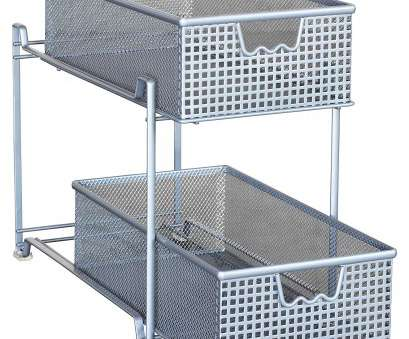 silver wire mesh kitchen cupboard baskets Amazon.com: DecoBros 2 Tier Mesh Sliding Cabinet Basket Organizer Drawer, Silver: Home & Kitchen Silver Wire Mesh Kitchen Cupboard Baskets Cleaver Amazon.Com: DecoBros 2 Tier Mesh Sliding Cabinet Basket Organizer Drawer, Silver: Home & Kitchen Photos