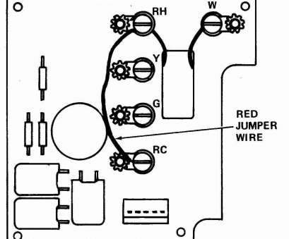 single stage thermostat wiring diagram How Wire a White Rodgers Room Thermostat, White Rodgers Thermostat Single Stage Thermostat Wiring Diagram Brilliant How Wire A White Rodgers Room Thermostat, White Rodgers Thermostat Images