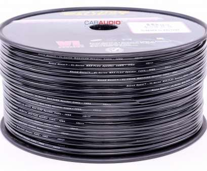 speaker wire 16 gauge walmart Sound Quest SQVLS165B Audio Speaker Wire 16 Gauge Cable 14 New Speaker Wire 16 Gauge Walmart Ideas