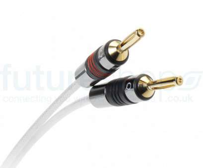 Speaker Wire Gauge Actual Size Practical QED Silver Anniversary XT Speaker Cable, Custom Length Galleries