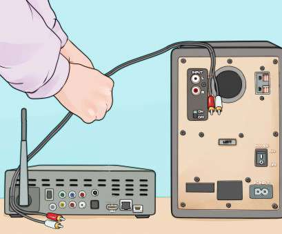 speaker wire gauge calculator home theater How to, Up a Home Theater System (with Pictures), wikiHow Speaker Wire Gauge Calculator Home Theater Perfect How To, Up A Home Theater System (With Pictures), WikiHow Galleries