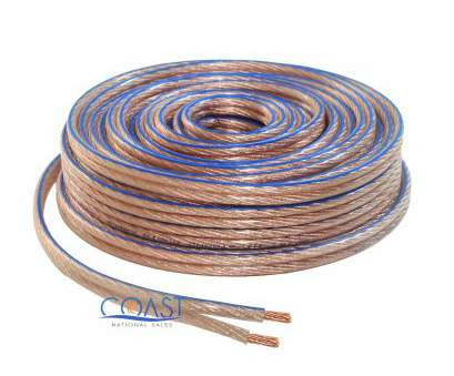 speaker wire gauge thickness Car Home Audio Clear Flex 50 Feet True 16 Gauge, Speaker Wire Cable Spool Speaker Wire Gauge Thickness Popular Car Home Audio Clear Flex 50 Feet True 16 Gauge, Speaker Wire Cable Spool Solutions