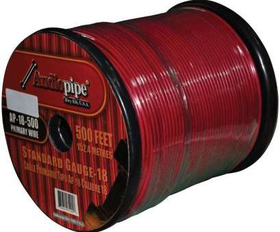 speaker wire gauge thickness Details about 500' FT Spool Of, 18 Gauge, Feet Home Primary Power Cable Remote Wire Speaker Wire Gauge Thickness Professional Details About 500' FT Spool Of, 18 Gauge, Feet Home Primary Power Cable Remote Wire Pictures