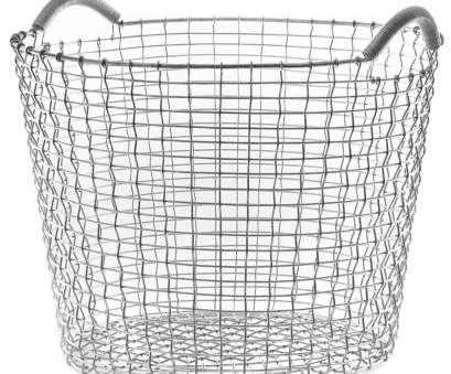 stainless steel wire mesh baskets uk Classic 50 wire basket by Korbo made of stainless steel 10 Nice Stainless Steel Wire Mesh Baskets Uk Pictures