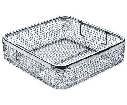 stainless steel wire mesh baskets with lid Interlock Medizintechnik, Mesh baskets without lid, made of Stainless Steel Wire Mesh Baskets With Lid New Interlock Medizintechnik, Mesh Baskets Without Lid, Made Of Collections