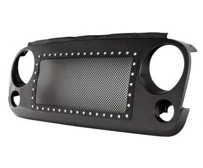 stainless steel wire mesh ontario 07-16 Jeep Wrangler Evolution Stainless Steel Wire Mesh Packaged Grille Carbon Fiber Shell/Black Mesh Stainless Steel Wire Mesh Ontario Simple 07-16 Jeep Wrangler Evolution Stainless Steel Wire Mesh Packaged Grille Carbon Fiber Shell/Black Mesh Galleries