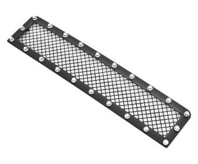 stainless steel wire mesh ontario APG® GR03LFE80H, 1-Pc Rivet Style Black 1.8mm Wire Mesh Bumper Grille Stainless Steel Wire Mesh Ontario Most APG® GR03LFE80H, 1-Pc Rivet Style Black 1.8Mm Wire Mesh Bumper Grille Ideas