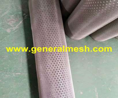 Stainless Steel Wire Mesh Tube Cleaver Generalmesh Stainless Steel Filter Cartridge, Weave Mesh Filter Tube, Welded Mesh Tube Hebei General Collections