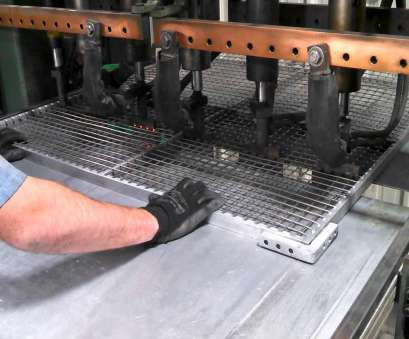9 Creative Stainless Steel Wire Mesh Welding Machine Pictures