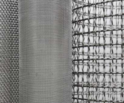 stainless steel woven wire mesh panels Stainless steel woven mesh, an example of, extensive range of mesh covering a large range of specifications 8 Creative Stainless Steel Woven Wire Mesh Panels Ideas