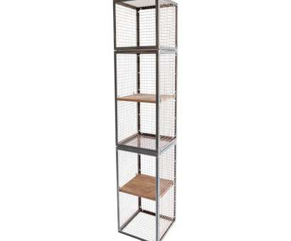 11 Cleaver Tall Narrow Wire Shelving Solutions