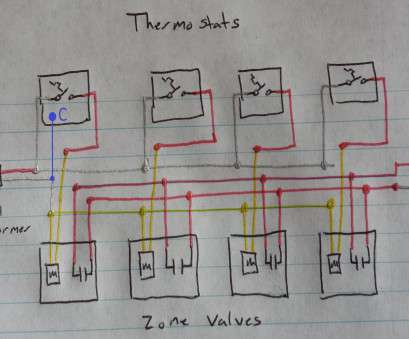 15 Creative Thermostat Wiring Diagram With C Wire Pictures