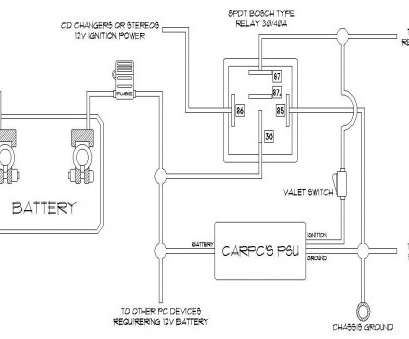 Toggle Switch To Relay Wiring New Awesome Bosch Relay Wiring Diagram 70, Your 2 Pole Toggle Switch Throughout Galleries
