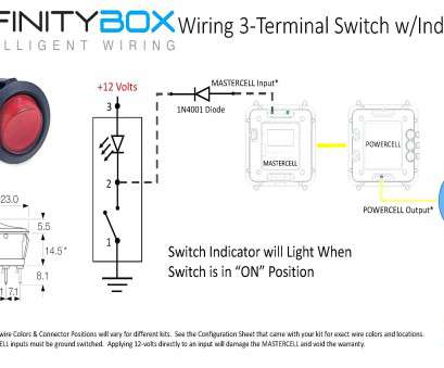 Toggle Switch To Relay Wiring Professional Volt Toggle Switch Wiring Diagrams, 12S Diagram, Relay, 12N With, Wiring Diagram Collections