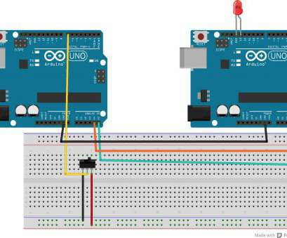 toggle switch wiring arduino left board is, master, right, is, slave. Notice that, LED Toggle Switch Wiring Arduino Best Left Board Is, Master, Right, Is, Slave. Notice That, LED Solutions