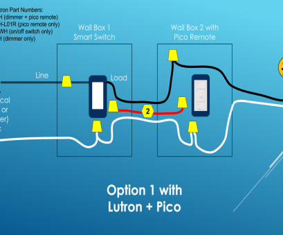 tp link 3 way switch wiring Lutron 3-way Switch Install,, Smart Some Guy Tp Link 3, Switch Wiring New Lutron 3-Way Switch Install,, Smart Some Guy Galleries