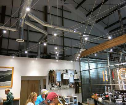Track Lighting On A Wire Creative 1, Wire Track Lighting, Home Idea Images