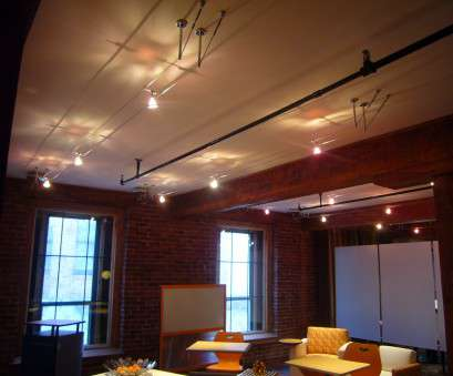 Track Lighting On A Wire Fantastic 48 Cable Lighting,, To Configure A Track Lighting System Collections