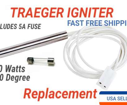 traeger thermostat wiring diagram Traeger Igniter UPGRADE/ Replacement, Watts 3.5